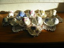 assorted cups and saucers in Alamogordo, New Mexico
