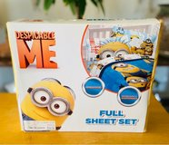 Brand New Full Minion Sheet set in 29 Palms, California