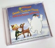 Vintage 1997 Rudolph Frosty and Friends' Favorite Christmas Songs CD Holiday Classics in Morris, Illinois