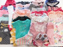 Baby Girls size 0-3M 3M Fall and Winter Clothing Outfits Bundle in Fort Lewis, Washington