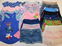 Girl size 4T 4/5 Summer Clothes Outfits Lot in Fort Lewis, Washington