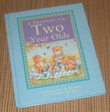A Treasury for Two Year Olds Collection of Stories & Nursery Rhymes Hard Cover Book in Yorkville, Illinois