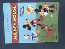 5 Mickey Mouse Books Good Condition in Fort Knox, Kentucky