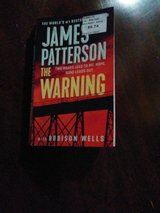 James Patterson - The Warning  new in June 2020 in Yorkville, Illinois