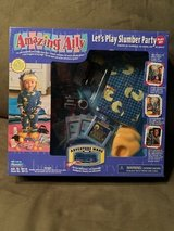 "Amazing Ally ""Let's Play Slumber Party"" ONLY Sealed in Box! Great Christmas Gift! in Bartlett, Illinois"