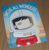 We're All Wonders Over Sized Hard Cover Book in Yorkville, Illinois