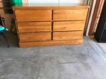 dresser in Yucca Valley, California
