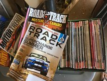 Auto magazine collection in Yucca Valley, California