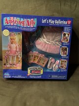 "Amazing Ally ""Let's Play Ballerina"" ONLY Sealed in Box! Great Christmas Gift! in Bartlett, Illinois"