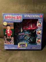 "Amazing Ally ""Let's Play In Line Skating"" ONLY Sealed in Box! Great Christmas Gift! in Bartlett, Illinois"