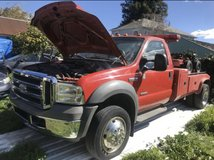 Ford. F450 turbo diesel in Fairfield, California