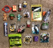 20 Fast Food Toys: McDonald's, Scooby, Snoopy in Fort Campbell, Kentucky