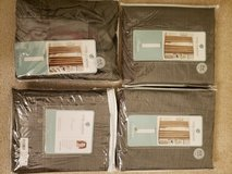 4 brand new curtains in original packing in Plainfield, Illinois