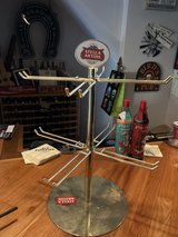 Bar top Stella Beer glass holder in Plainfield, Illinois