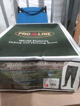 Pro Line Fishing and Hunting Boots Waist High in Joliet, Illinois