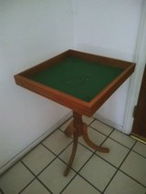 POKER TABLE. SIDE TABLE in Nellis AFB, Nevada
