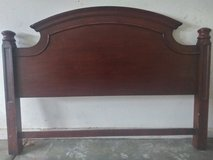 HEADBOARD AND FOOTBOARD. QUALITY. VERY HEAVY in Nellis AFB, Nevada