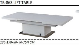 United Furniture Lift Table including delivery in Spangdahlem, Germany