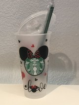 Minnie Starbucks Venti Cold Cup New in Travis AFB, California