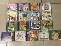 Lot of Baby Kids CDs Lullabys ABCs Nursery Rhymes Pre School in Travis AFB, California
