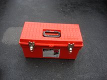 20 INCH PLASTIC TOOL BOX in St. Charles, Illinois