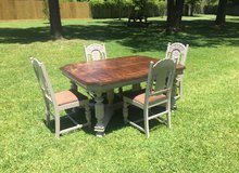 large table and chairs in Conroe, Texas