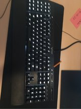 Corsair vengeance k95 cherry red for trade for mech keyboards in Wiesbaden, GE