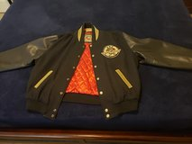 Collectors: XL Leather sleeve Taz Harley-Davidson Jacket in Fairfield, California