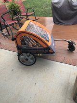 Instep Double Stroller and Bike Trailer in Clarksville, Tennessee