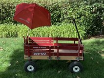 Radio Flyer All Terrain Wagon - PRICE REDUCED in Travis AFB, California