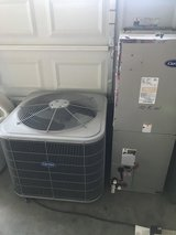 Residential Central AC unit in Clarksville, Tennessee