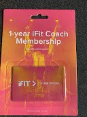 1 year iFit coach membership in Chicago, Illinois