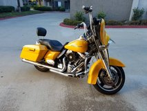 2013 Harley Davidson Street Glide in Camp Pendleton, California