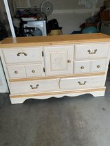 Youth Dresser (2 piece set sold separately) in Fort Lewis, Washington