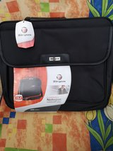 """15.4"""" New Targus Traditional Notepac Laptop Case in Ramstein, Germany"""