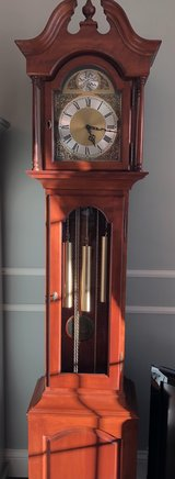 Grandfather Clock in St. Charles, Illinois