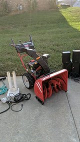 Troy Built Storm 2460 Snowblower in Clarksville, Tennessee