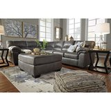 New! Comfy slate grey sofa sectional in Camp Pendleton, California