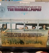 The Mamas & The Papas LP Vinyl Record Album 33 RPM in 29 Palms, California
