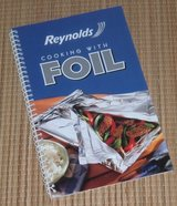Reynolds Cooking with Foil Spiral Bound Book in Joliet, Illinois
