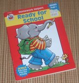 Ready for School Homework Helper Grades PreK to 1 Soft Cover Book in Chicago, Illinois