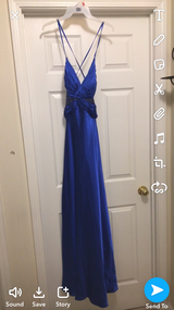 Formal dress in Hinesville, Georgia