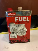 Vintage Coleman Stove/Lantern Fuel in Westmont, Illinois