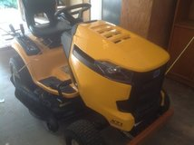 Cub Cadet with mower and snowblade in Bartlett, Illinois