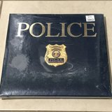 "Brand New Police 12"" x 12"" Scrapbook Photo Album in Travis AFB, California"