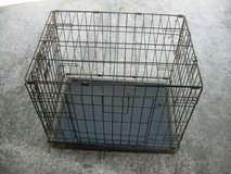 METAL FOLD-UP PET CAGE/CRATE STILL AVAILABLE in Warner Robins, Georgia