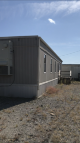 20'x60' Office trailer double wide in Clarksville, Tennessee