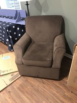 Brown Comfy Rocker in Plainfield, Illinois