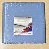 Brand New Creative Memories Flex Hinge Scrapbook Photo Album 12x12 Blue Sealed in Travis AFB, California