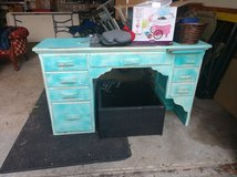 Wood Desk in The Woodlands, Texas